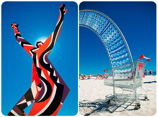 Sculpture by the Sea 2012 - Cottesloe Beach