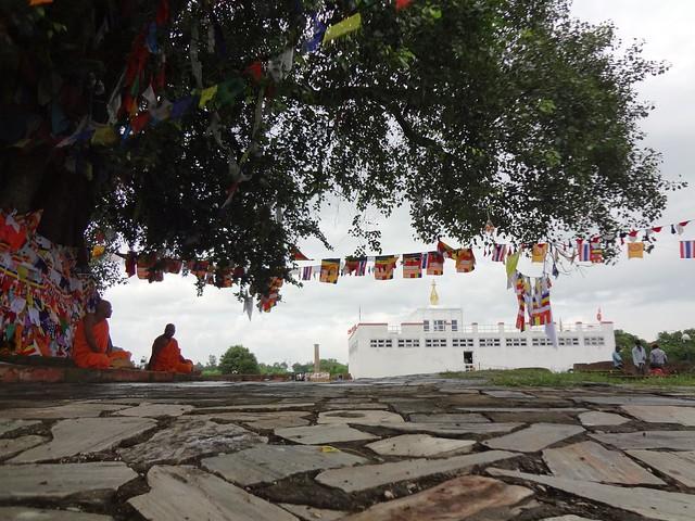 Local de nascimento de Buda, Lumbini Nepal