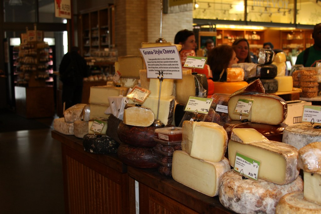 Cowgirl Creamery, Ferry Building