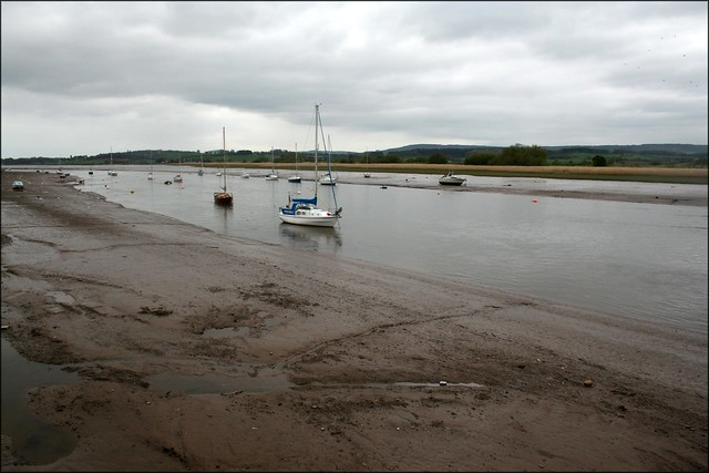 The River Exe at Topsham