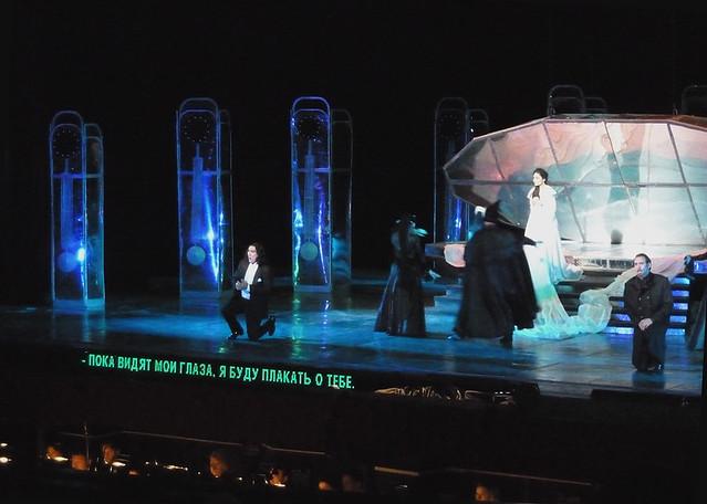 Оперный Форум Минск Травиата  Пока видят мои глаза я буду плакать о тебе