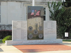 marshall County veteran Memorial - Madill, Ok