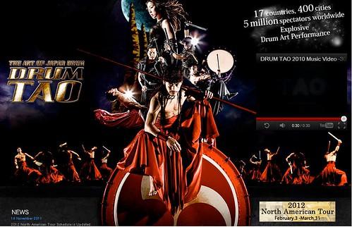 TAO_Japanese Drum