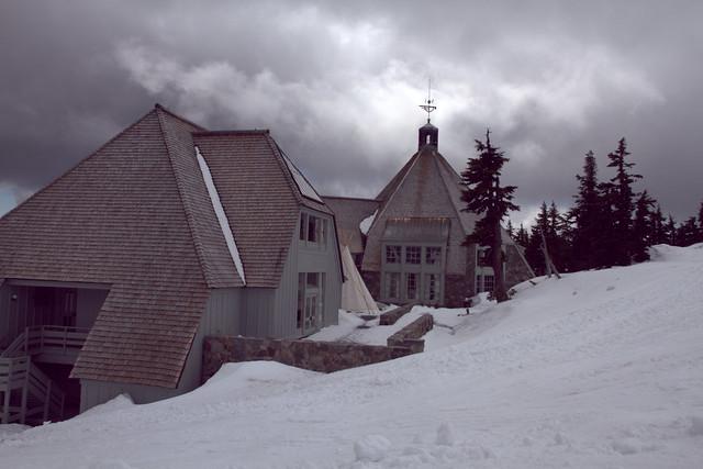 Migliori hotel film Timberline Lodge