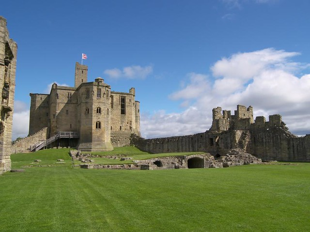 Warkworth Castle 029