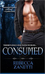 July 5th 2012 by Kensington           Consumed (Dark Protectors #4) by Rebecca Zanetti