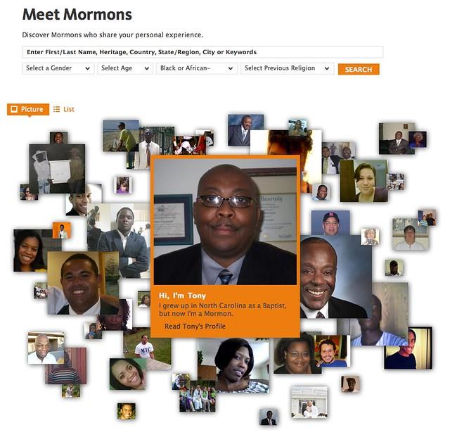 Meet an African-American Mormon