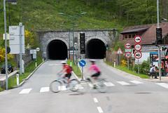 隧道 @ Hallstatt