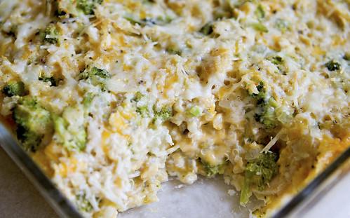 broccoli quinoa casserole 2