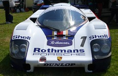 Unknown Car, for sale as Porsche 956 Series 1 Chassis #001 1982 v