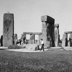 Stonehenge ....taken by a Brownie 127 Camera.