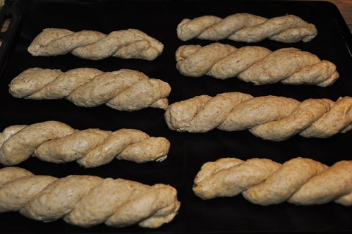 Oatmeal Twists