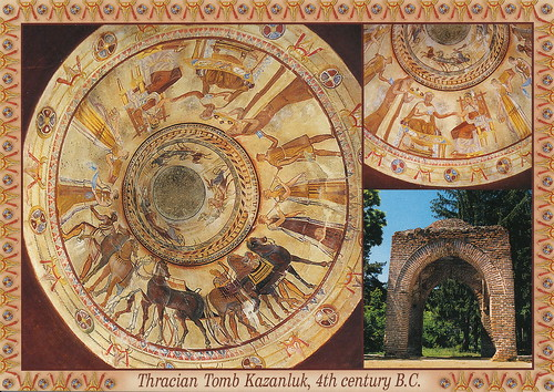 Thracian Tomb of Kazanlak