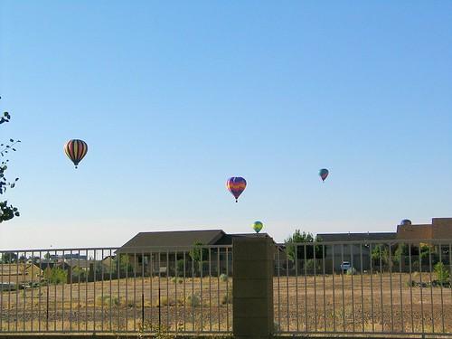 Balloon Saturday