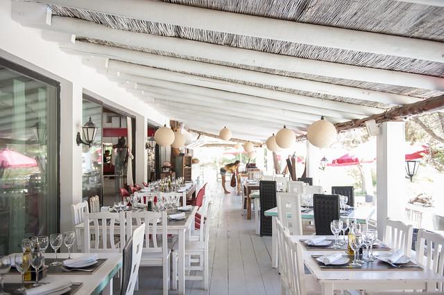Elements Ibiza, restaurant on Benirras