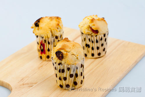 Cranberry Walnut Muffins02