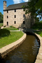 Washington's Grist Mill