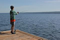 fishing, recreation, casting fishing, outdoor recreation, lake, recreational fishing, angling,