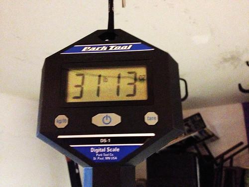 Final weight.