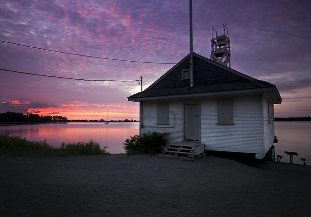 Cherry Beach at Sunrise