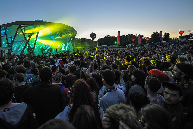 Body & Soul Festival @ Ballinlough Castle, Co. Westmeath, Ireland