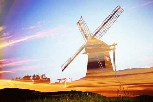 Sunset Mill