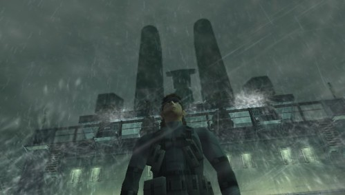 Metal Gear Solid HD Collection in PlayStation Store