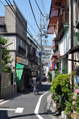 Arakawa-ku Alley