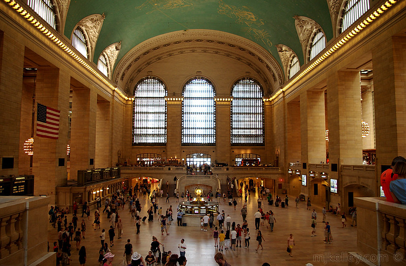 Grand Central Station, New York, NY