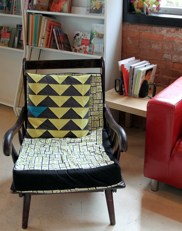 Whipstitch Chair