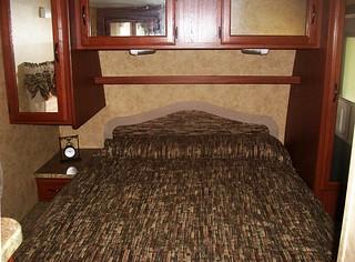 rv bedroom full area