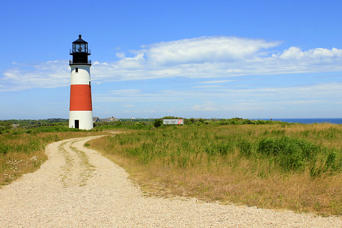 Sankaty Head Lighthouse by nelights