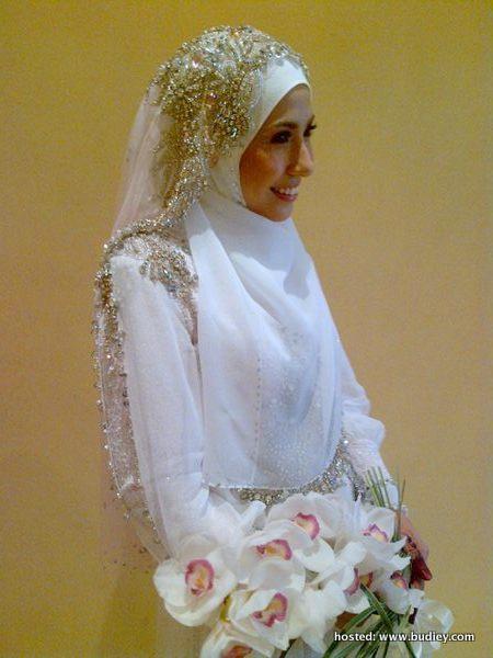 Irma Hasmie Kahwin Nikah