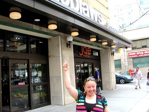 Foodie Toronto Trip: Loblaws at Maple Leaf Gardens