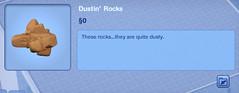 Dustin' Rocks