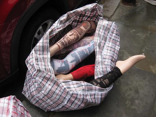 Bag o' Legs