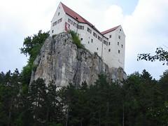Schloss Prunn im Altmühltal