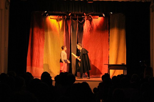 """Estreno """"Entrepalos"""" del Teatro Candela 30/6/12"""