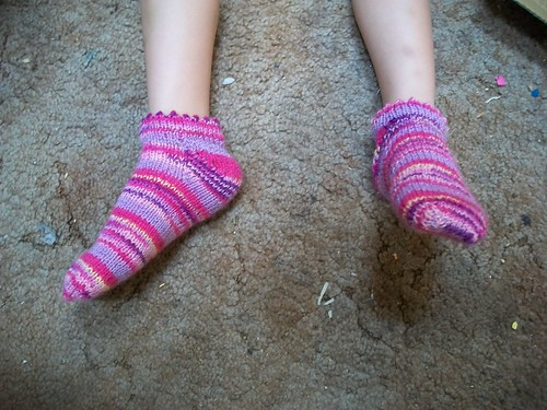 Socks for Ellie