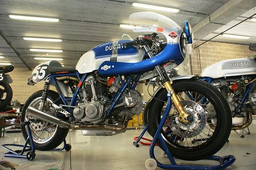 Ducati 900 (ACR 3 Endurance Gmbh, Jorg Dreisörner & Reinhard Korfmacher)