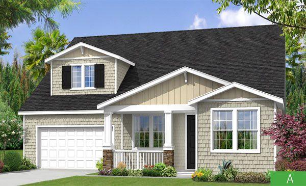 Lennar Nextgen Home Elevation National Builder Lennar
