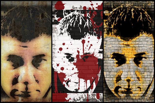 Graffiti Selfies