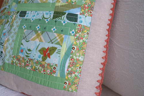 Quilting Closeup