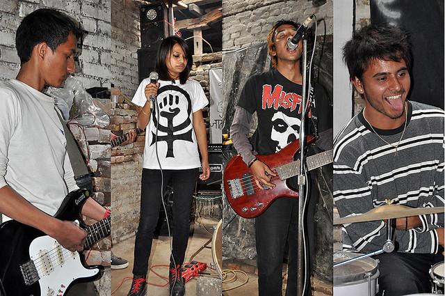 Punk Rock Kathmandu, Nepal