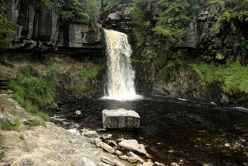 Ingleton Falls 08/07/2012