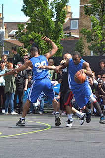 World Basketball Festival, Brixton