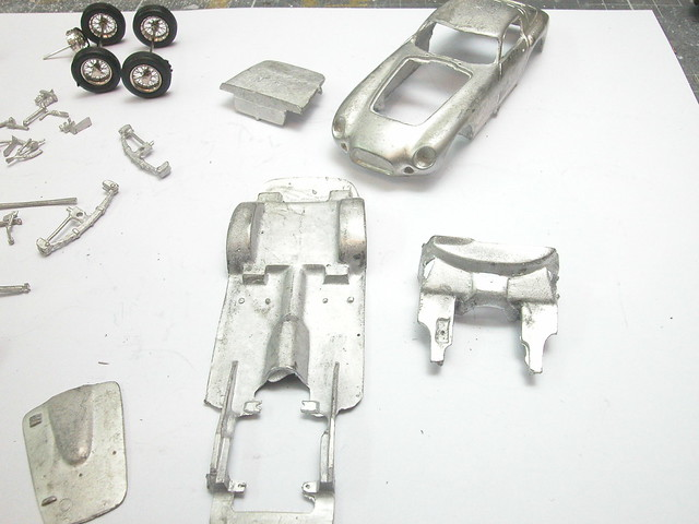 MiniWerks Forum - Car/Bosica Ferrari 375MM Carrera