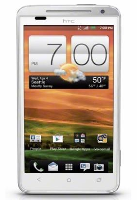 Sprint HTC EVO 4G LTE White