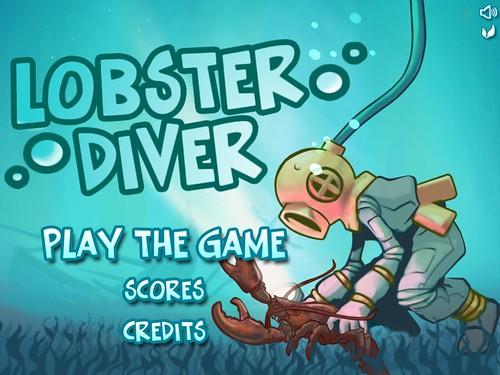 Lobster diver