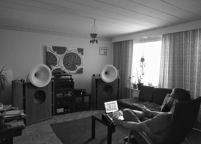 Altec Lansing horn speakers - any owners? [Archive] - The Art of